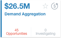 demand aggregation insight