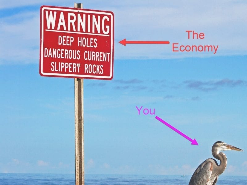 Recession Warning Signs Are Flashing Red