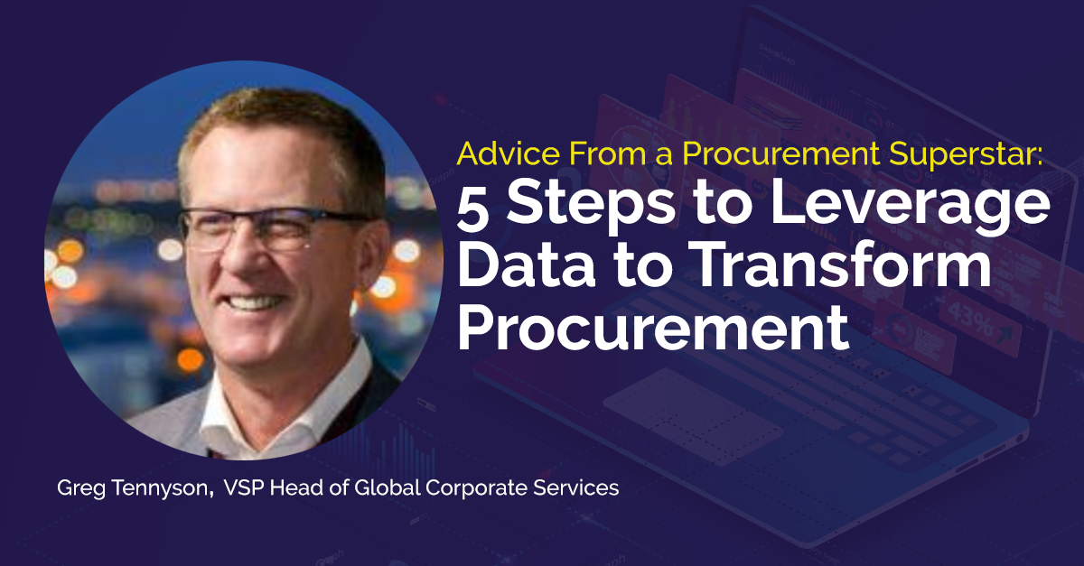 CPO Hall of Famer's 5 Steps to Data-Driven Procurement