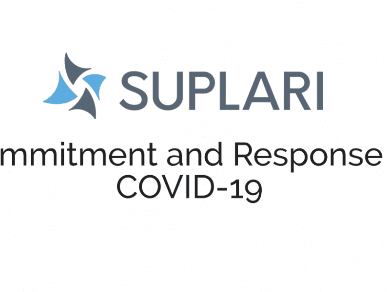 Suplari's COVID-19 Response and Business Continuity Commitment